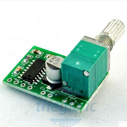 PAM8403 Digital Amplifier Board