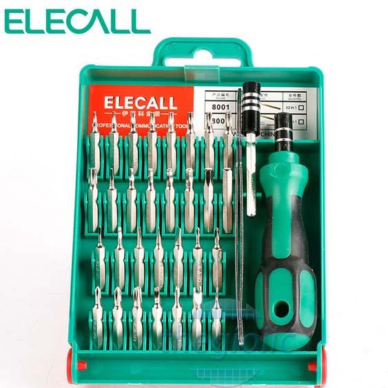 Hộp Vít 33-In-1 Elecall 8002
