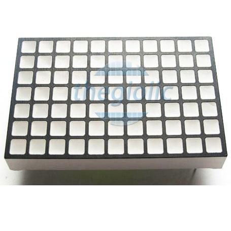 LED Matrix 7x11 Đỏ Chung 3.0mm LDM13117