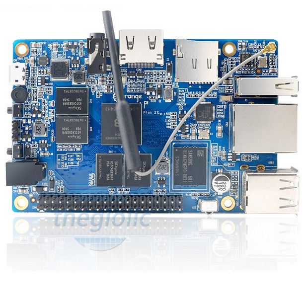 Orange Pi Plus 2E