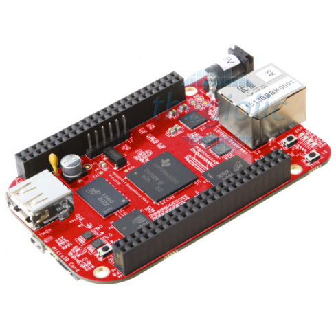 BeagleBone Black Industrial 4G