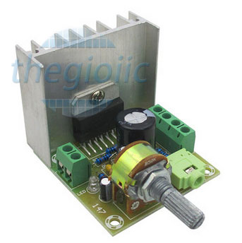 TDA7297 Audio Amplifier