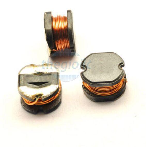 Cuộn Cảm 1uH CD75 SMD 7.8x7.5x5.0