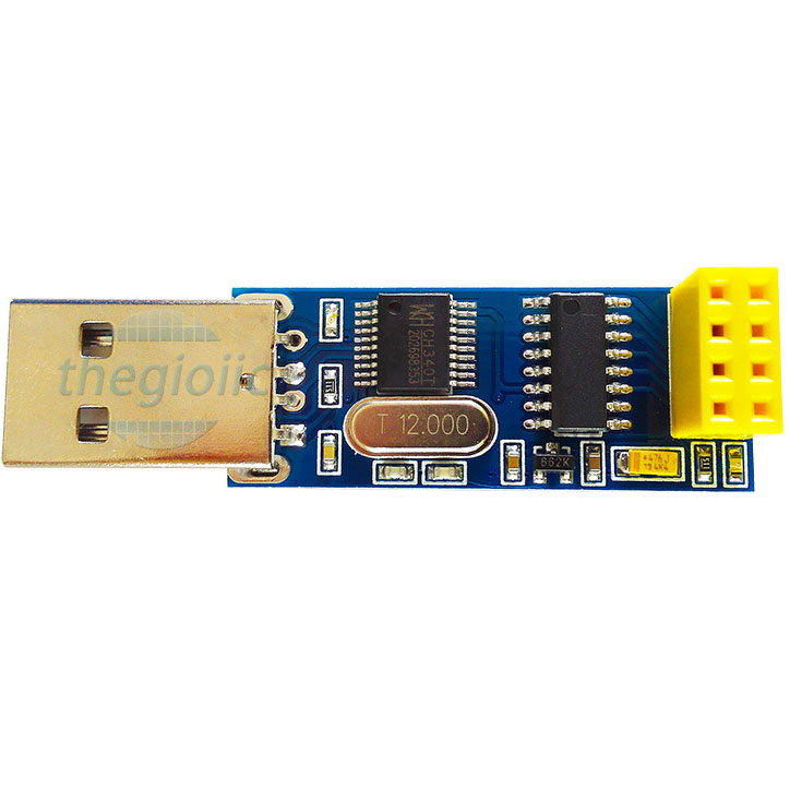 Mạch USB To NRF24L01