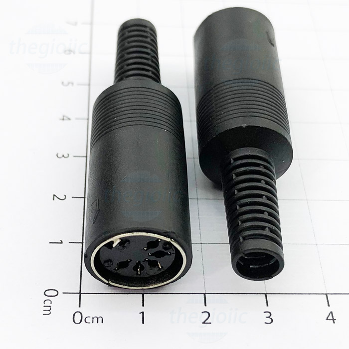 DIN-5P Connector