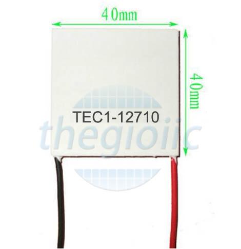 TEC1-12710 Sò Nóng Lạnh 50~120W