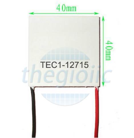 TEC1-12715 Sò Nóng Lạnh 50~180W
