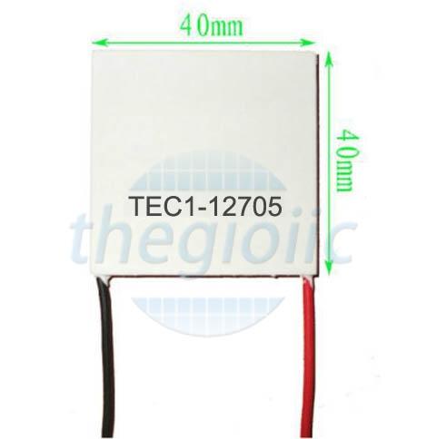 TEC1-12705 Sò Nóng Lạnh 50~60W