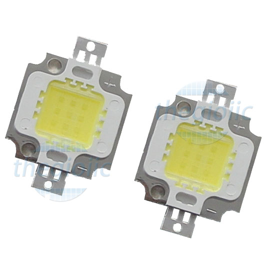 LED Trắng Lạnh 10W COB