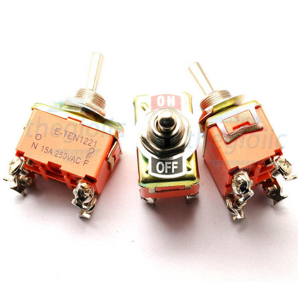 E-TEN1221 Toggle Switch