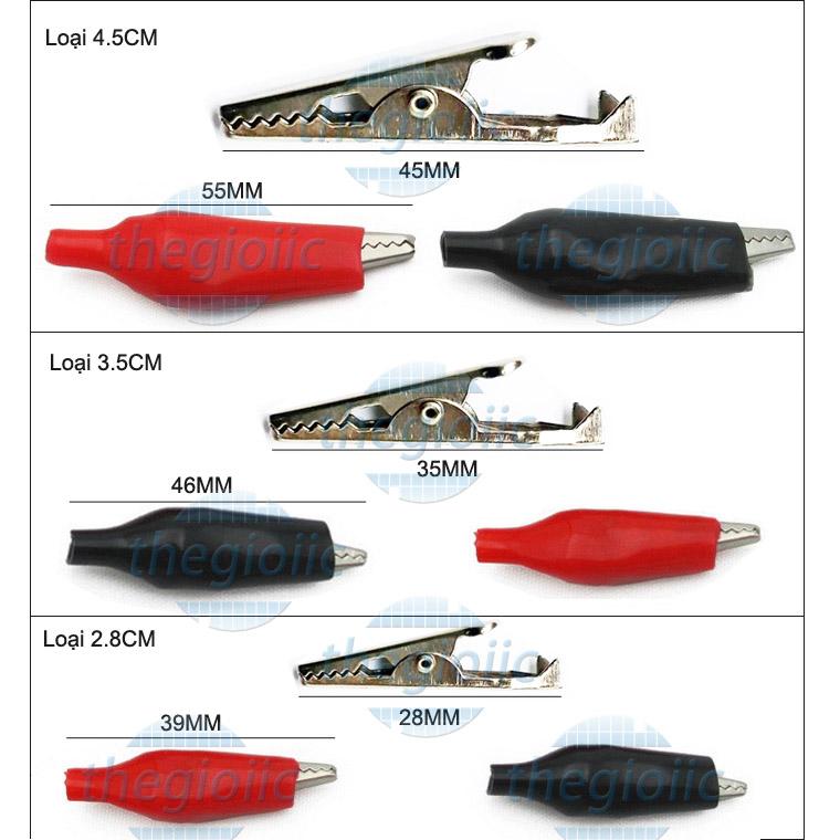 Kẹp Cá Sấu 28mm