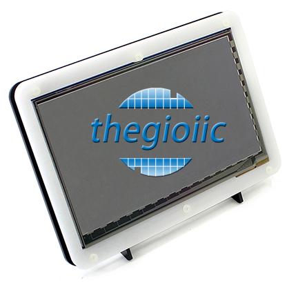 LCD(B) 7inch Cảm Ứng Điện Trở Có Vỏ