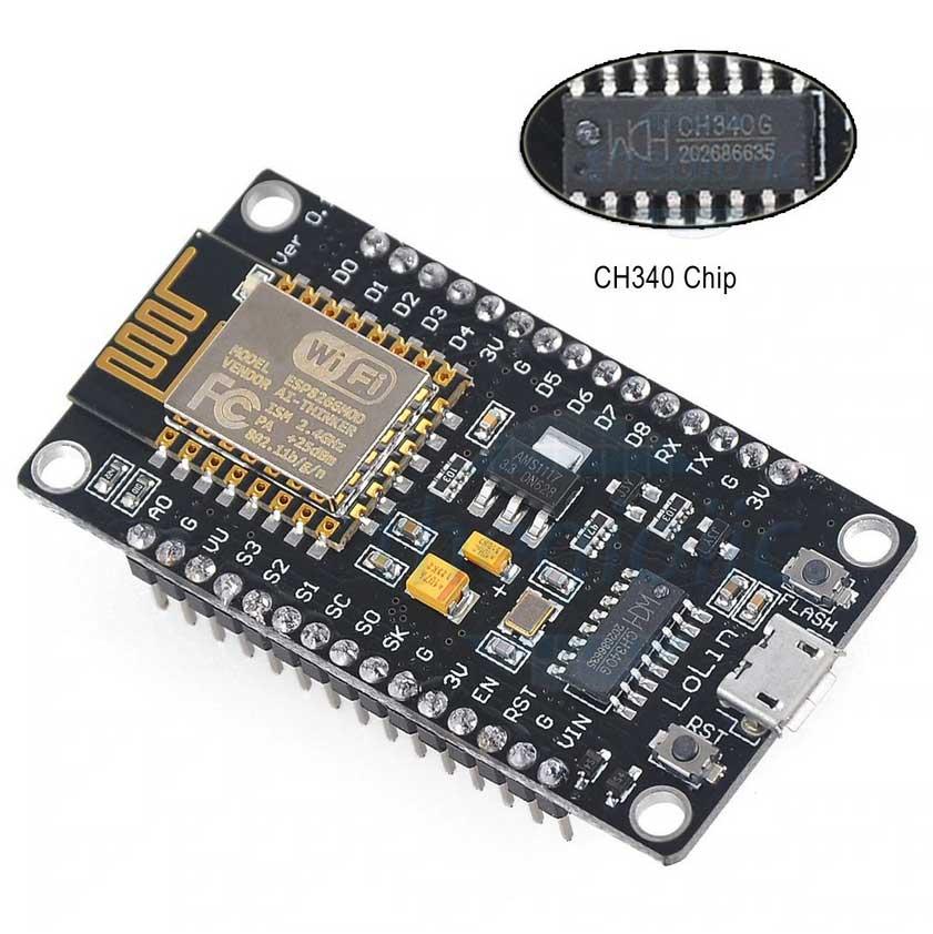 LUA ESP8266 CH340 WIFI Module IOT