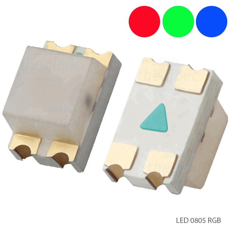 LED RGB 0603