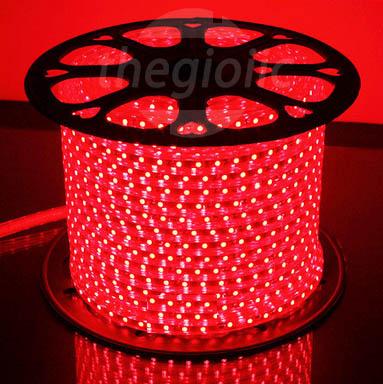 LED Dây Màu Đỏ 5050 Không Thấm Nước