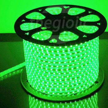 LED Dây Màu Xanh Lá 5050 Không Thấm Nước