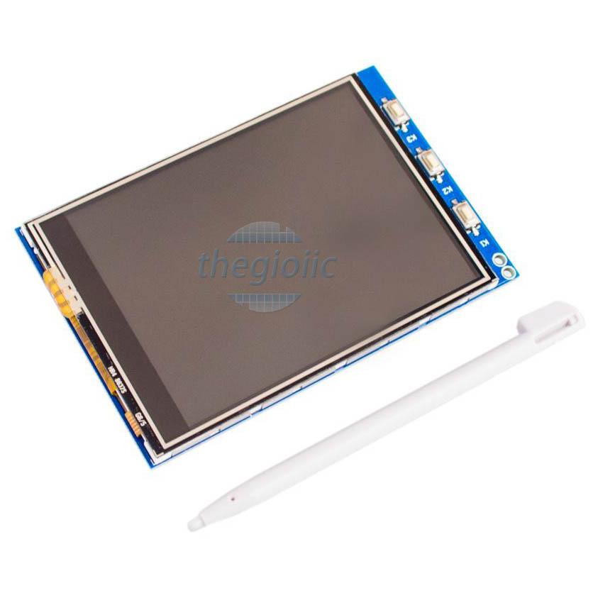 LCD 3.2inch ILI9341 Hỗ Trợ Raspberry Pi