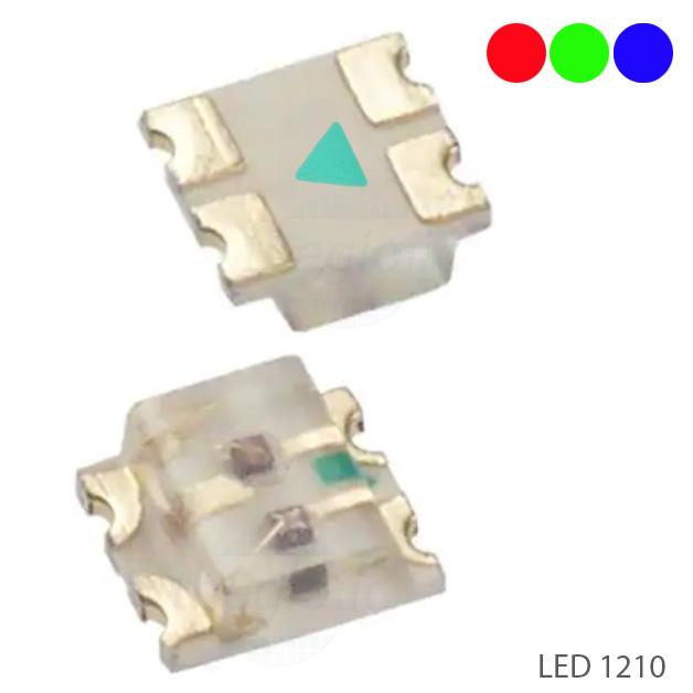 LED Đỏ-Xanh Lá 1206