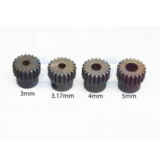 1M20T-20 Bánh Răng 20 Răng Bước Răng 1mm