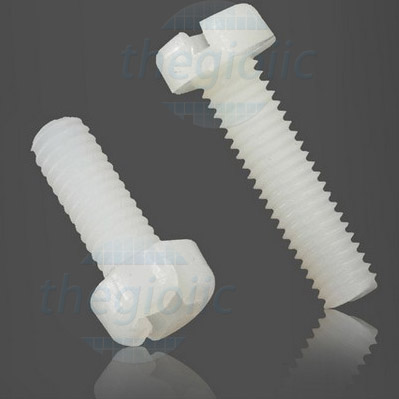 Vít Nhựa M3 Dài 4mm