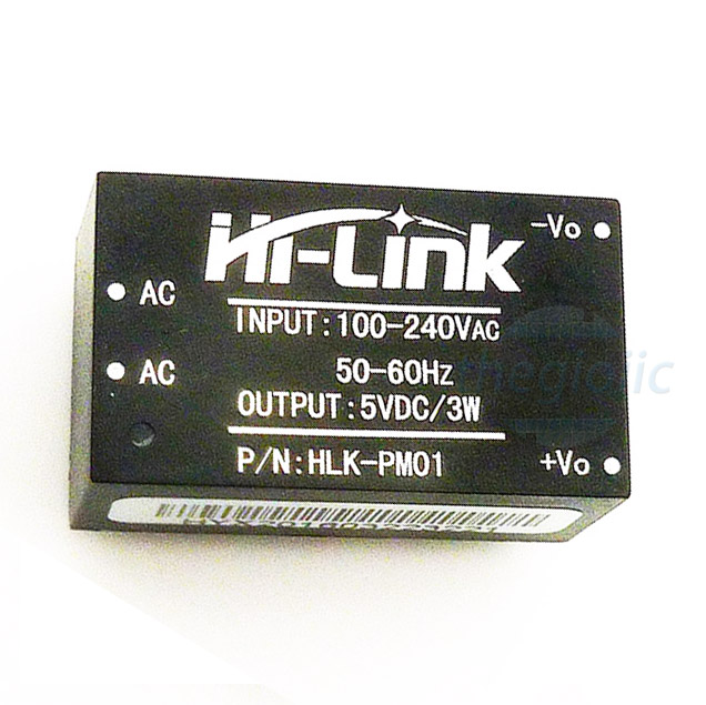 HLK-PM01 Nguồn Hi-Link