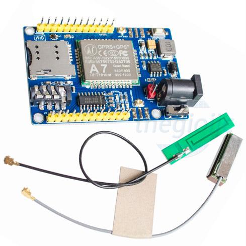 A7-GPS-GSM Module