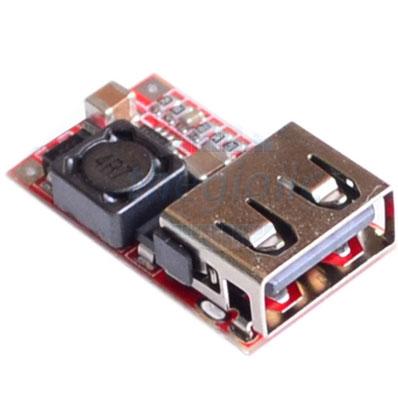 Mạch Giảm Áp USB Ra 5V3A