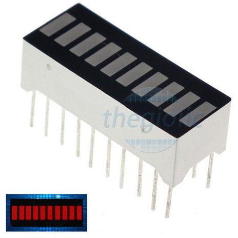 LED 10 Thanh Đỏ