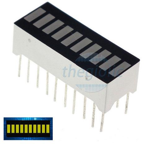 LED 10 Thanh Vàng