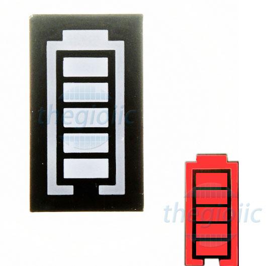 LED 6 Thanh Đỏ