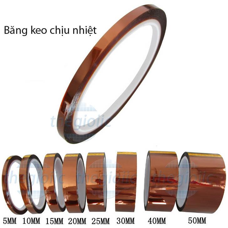 SPT-10030 Băng Keo Chịu Nhiệt