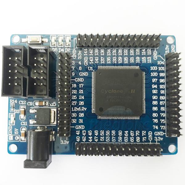 Cyclone II EP2C5T144 ALTERA FPGA Module