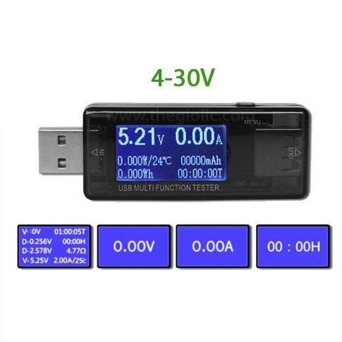 USB Multifunction Tester