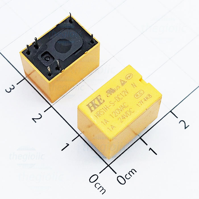 HRS1H-S-DC12V Relay
