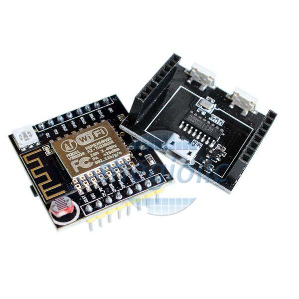 Kit RF thu phát Wifi ESP 8266 V12 Mini