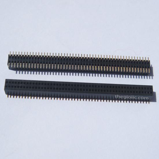 Hàng Rào 0.8 Cái Đôi 2x50Pin SMD