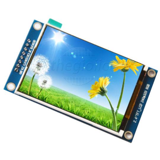 LCD 2.4Inch ILI9341 Giao Tiếp SPI