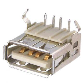 AF90 Cổng USB2.0 TyepA Đầu Cái 4Pin  90 Độ