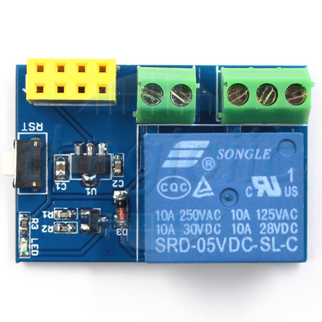 ESP-01S Module Điều Khiển Relay 5V