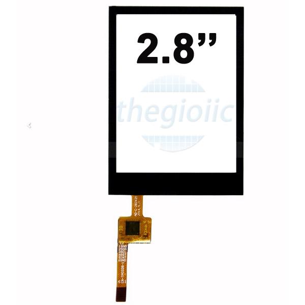Tấm Cảm Ứng Điện Dung 2.8inch FT6206