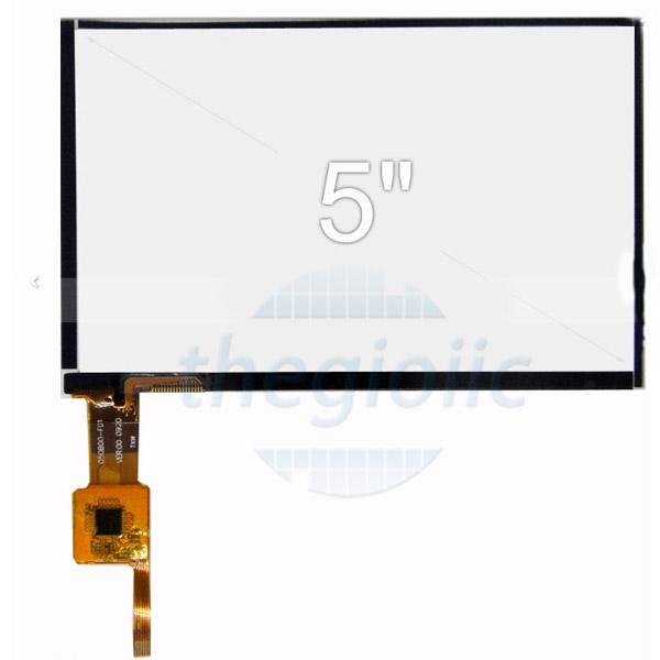 Tấm Cảm Ứng Điện Dung 5inch GSL1680F