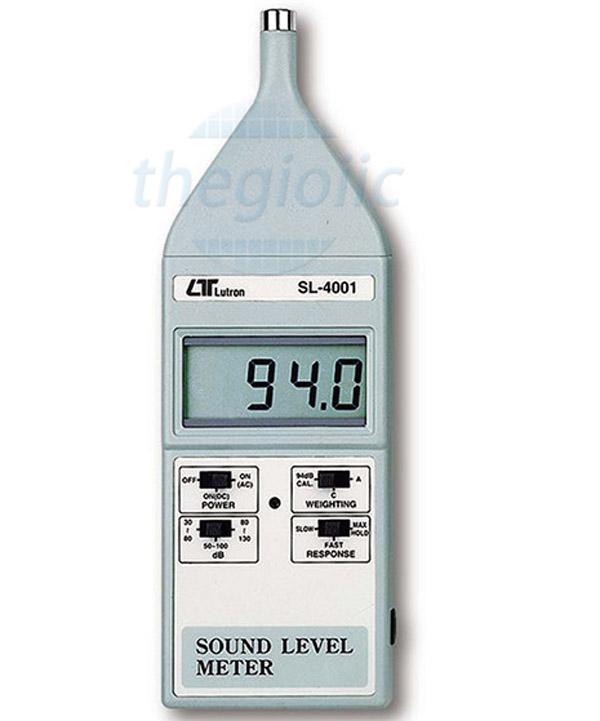 SL4001 Máy Kiểm Tra Tiếng Ồn