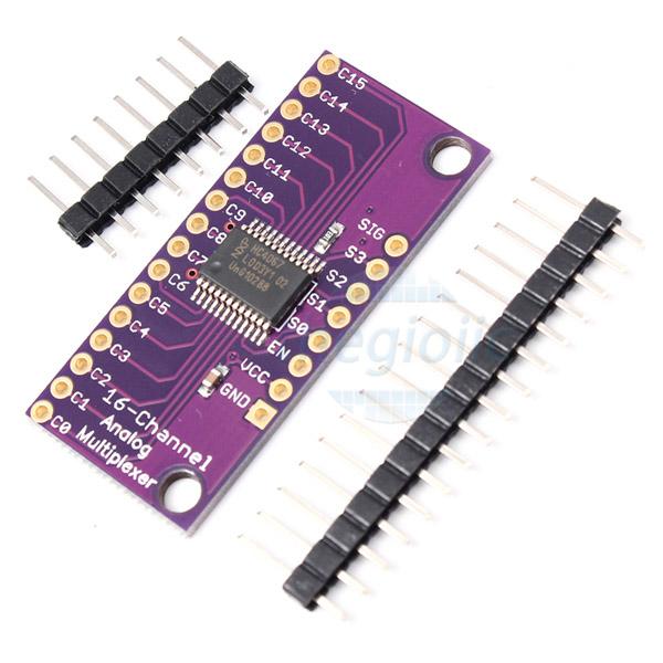 CD74HC4067 Module Breakout