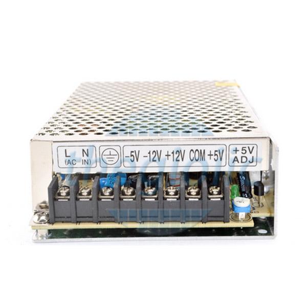 Q-512512-60W Nguồn Xung Bốn Điện Áp