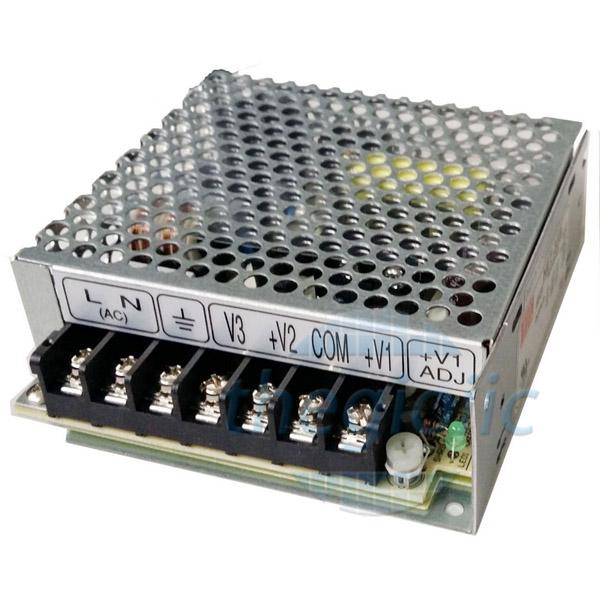 NET-35W-5125 Nguồn Xung Meanwell Ba Điện Áp