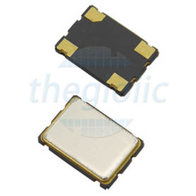 Thạch Anh 6MHz 7050 4Pin Crystal