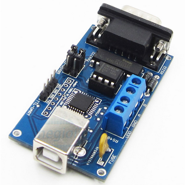 Mạch Chuyển Đổi USB To TTL UART RS232 RS485
