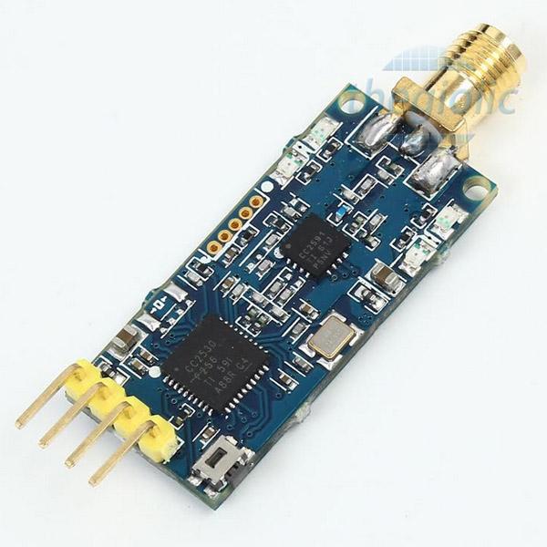 Mạch Thu Phát RF Zigbee UART CC2530+PA V2