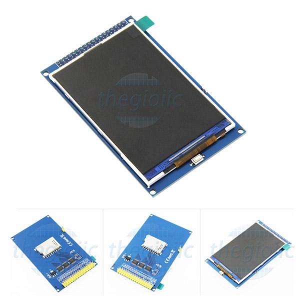 LCD 3.5Inch Hỗ Trợ Mega2560