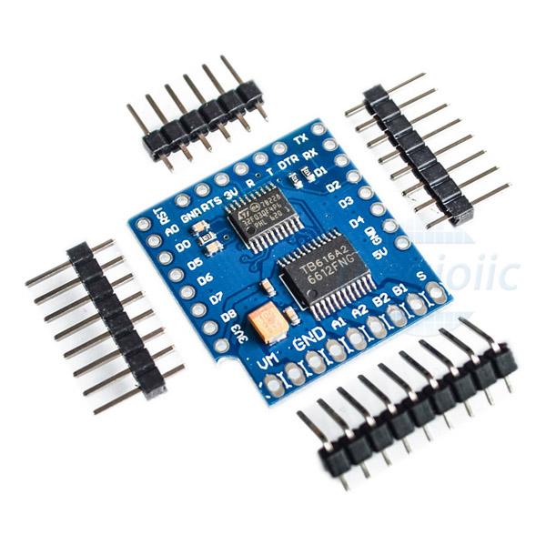 TP6612FNG ESP8266 NodeMCU LUA Điều Khiển Động Cơ